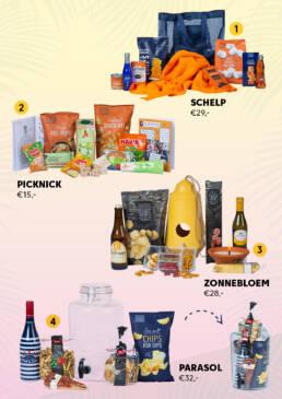 Feestpakket op Maat - Zomerpakketten 2