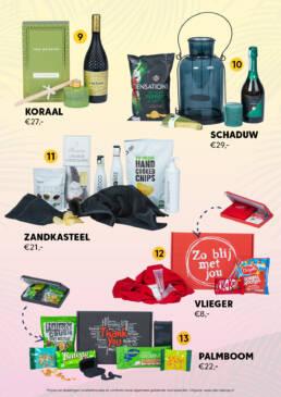 Feestpakket op Maat - Zomerpakketten 4