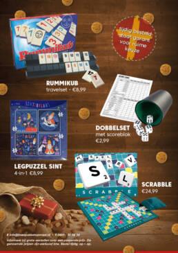 Feestpakket op Maat - Sinterklaas geschenken